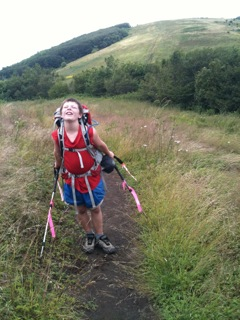 On Walking 2,000 Miles with a 10-Year-Old: Part One