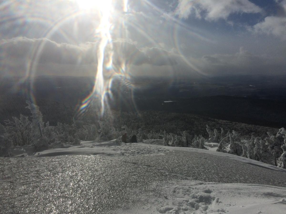 On Climbing Cardigan –December