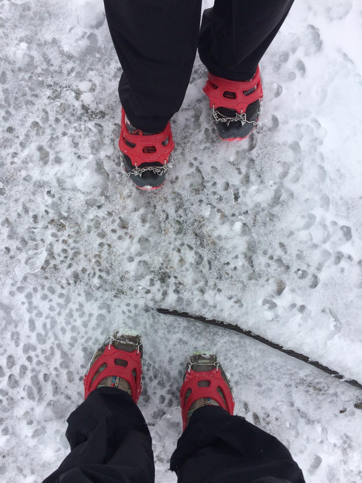 On Climbing Cardigan –April